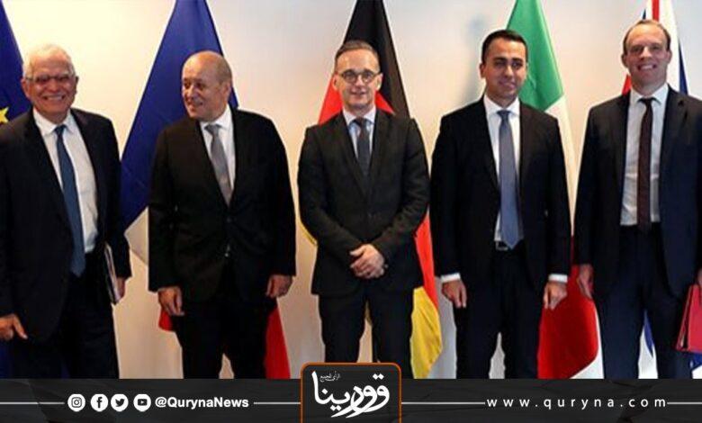 Photo of عقوبات أوروبية على معرقلي الحوار السياسي في ليبيا