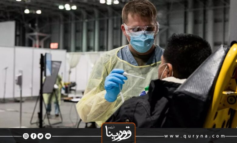 Photo of الولايات المتحدة : ارتفاع  الإصابات بكورونا لنحو  11 مليون حالة