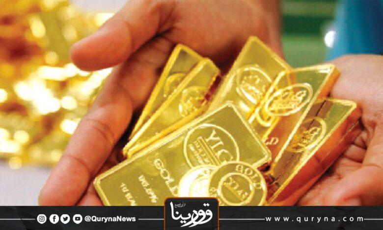 Photo of ارتفاع ملحوظ للذهب وسط تراجع الدولار
