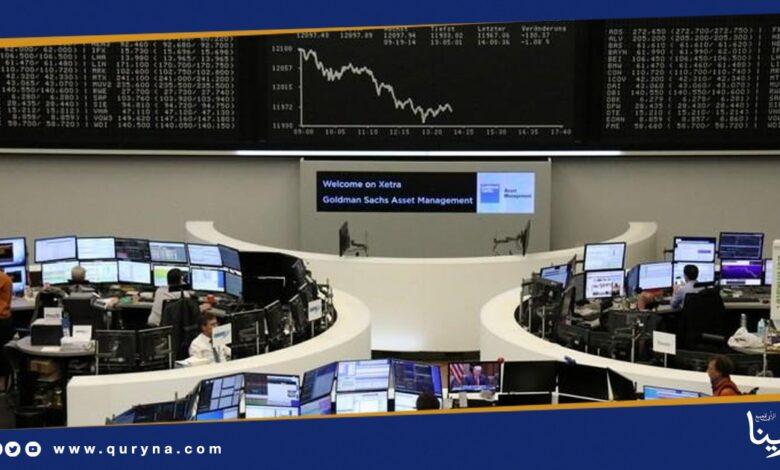 Photo of تراجع الأسهم الأوروبية
