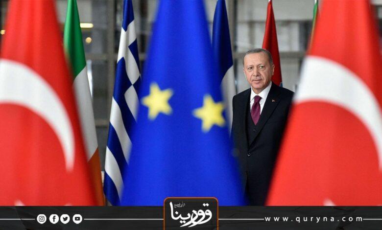 """Photo of خاص- قورينا.. العقوبات الأمريكية – الأوروبية على تركيا.. """"كرت أحمر"""" أمام تغول أردوغان في المتوسط وتخريب الناتو"""