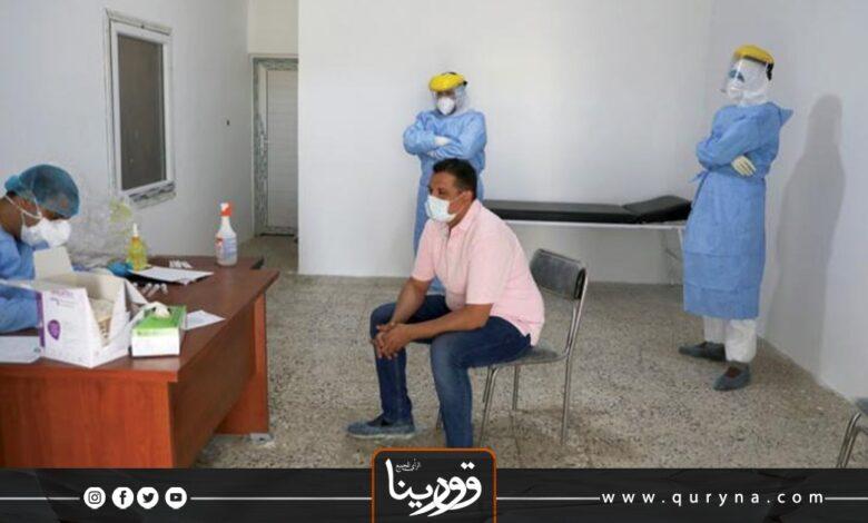 Photo of طبرق تسجل 5 إصابات جديدة بكورونا