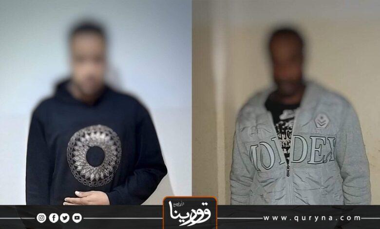 Photo of ضبط تشكيل عصابي في بنغازي