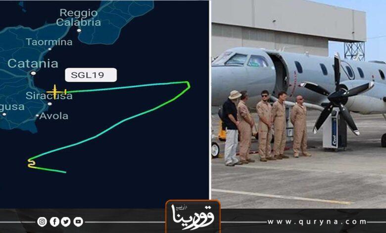 Photo of مجدداً _ طائرات عسكرية تنتهك الأجواء الليبية
