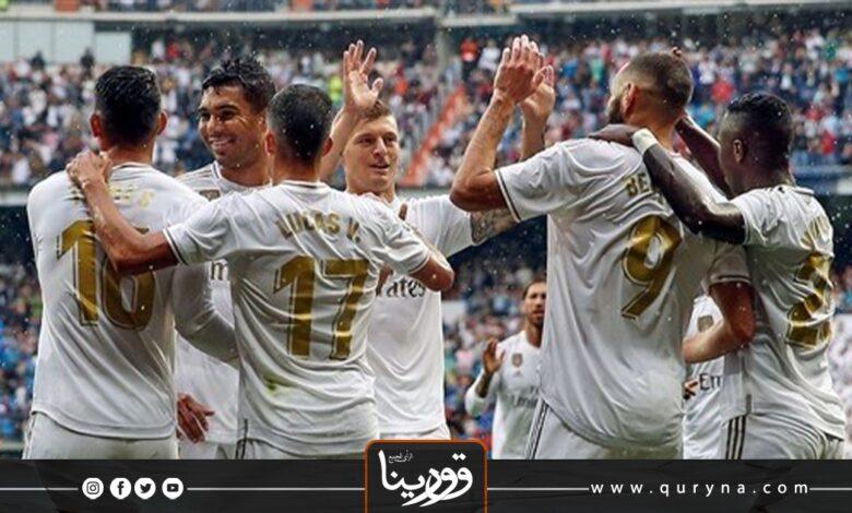 Photo of ريال مدريد يستضيف غرناطة بحثا عن صدارة الدوري