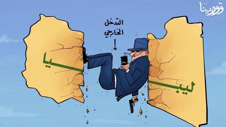 Photo of عواصف التدخلات تعصف بالوطن