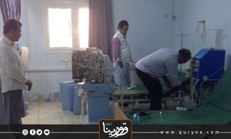 Photo of مستشفي بني وليد تواجه كارثة صحية