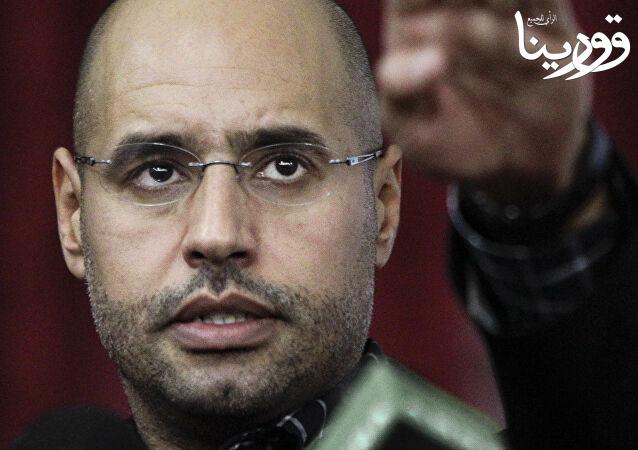 """Photo of """" سيف الإسلام القذافي _ ما زاده الغياب إلا حضورا _ اللهم النصر و التمكين """""""