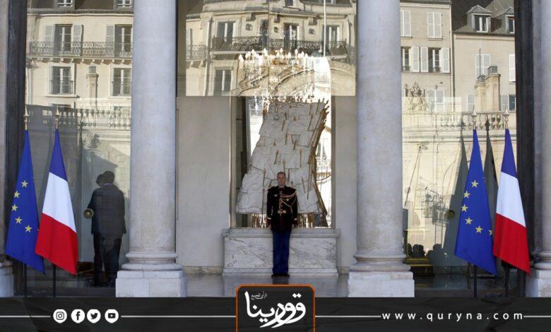 "Photo of الرئاسة الفرنسية تكشف حقيقة تدهور صحة ""ماكرون"""