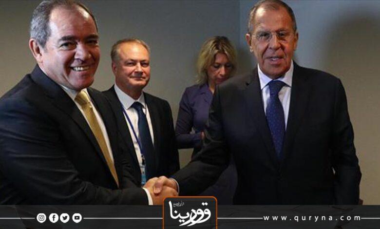 Photo of الأزمة الليبية تتقدم مباحثات روسية جزائرية