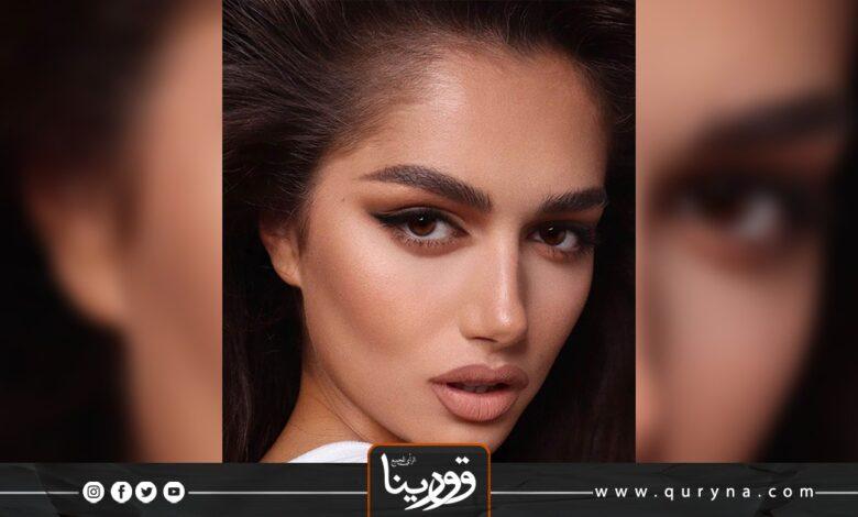 Photo of بالفيديو- تعلمي وضع مكياج التسعينيات الدافئ