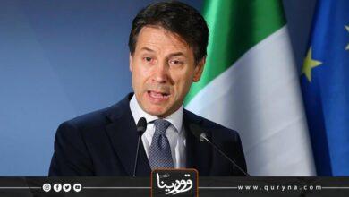 Photo of استقالة رئيس الوزراء الإيطالي من منصبه