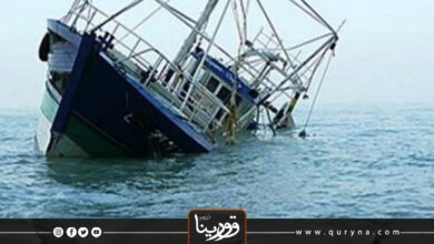 Photo of وفاة 17 مهاجرًا قبالة السواحل الليبية