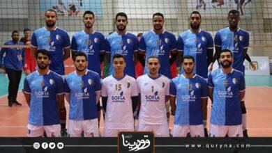 Photo of في دوري الطائرة – الهلال يفوز على النصر بثلاثية نظيفة
