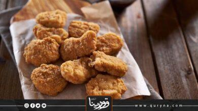 Photo of ناجتس الدجاج المشوي للرجيم