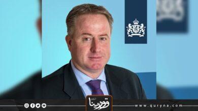 Photo of سفير هولندا يرحب بنتائج مؤتمر جنيف حول آلية اختيار السلطة