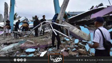 Photo of إندونيسيا : 62 قتيلاً جراء الزلزال