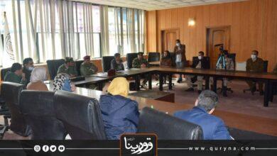 Photo of سرت – اجتماع لمناقشة وضع القتلى والمفقودين منذ نكبة 2011