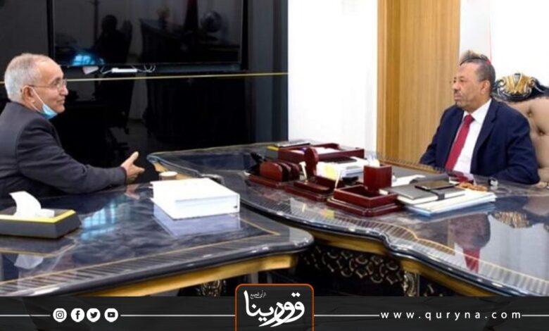 Photo of حكومة الثني المستقيلة تكشف موعد تجهيز الميزانية الموحدة