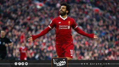 Photo of محمد صلاح يتوج بجائزة أفضل لاعب في الريدز