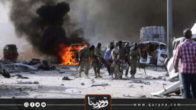Photo of مقتل وإصابة 7 أشخاص إثر انفجار مقديشو