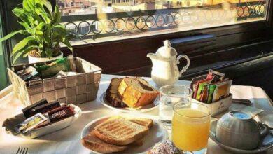 Photo of سفرة إفطار شهية