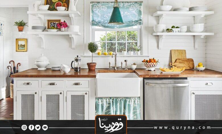 Photo of بالفيديو- طرق مبتكرة لتنظيم مطبخك