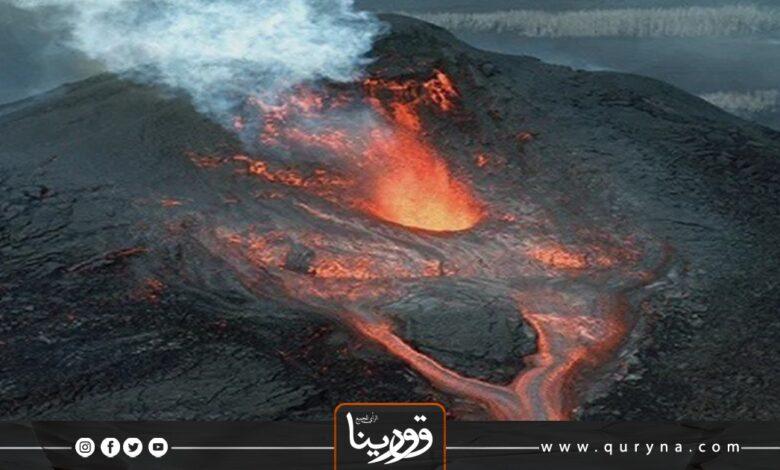 Photo of بالفيديو- شاهد لحظة انفجار أكبر بركان نشط في أوروبا