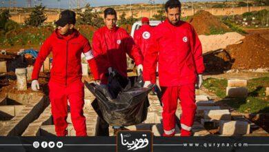 Photo of الجثث المتحللة تملأ مدينة درنة