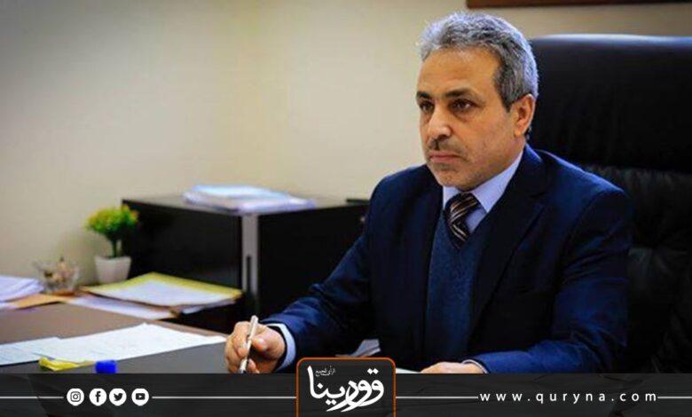 "Photo of ""ديوان المحاسبة"" يناقش إجراءات إنشاء مركز نفطي ببنغازي"