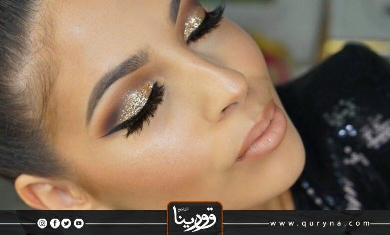 Photo of بالفيديو- تعلمي وضع مكياج سموكي جليتر