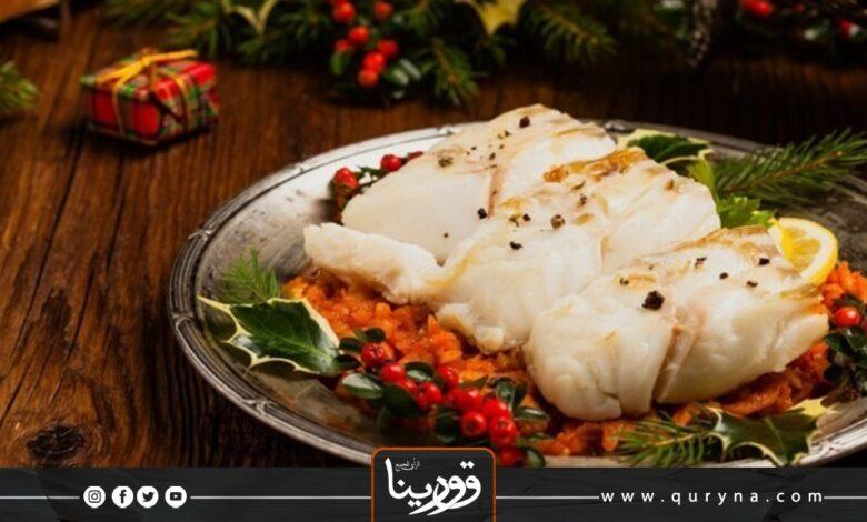 Photo of سمك القدّ والخضروات