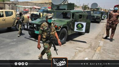 Photo of العراق : تفكيك شبكة إرهابية لتنظيم داعش