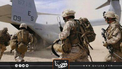 Photo of قوات أمريكية تصل طرابلس لتدريب ميليشيات الوفاق