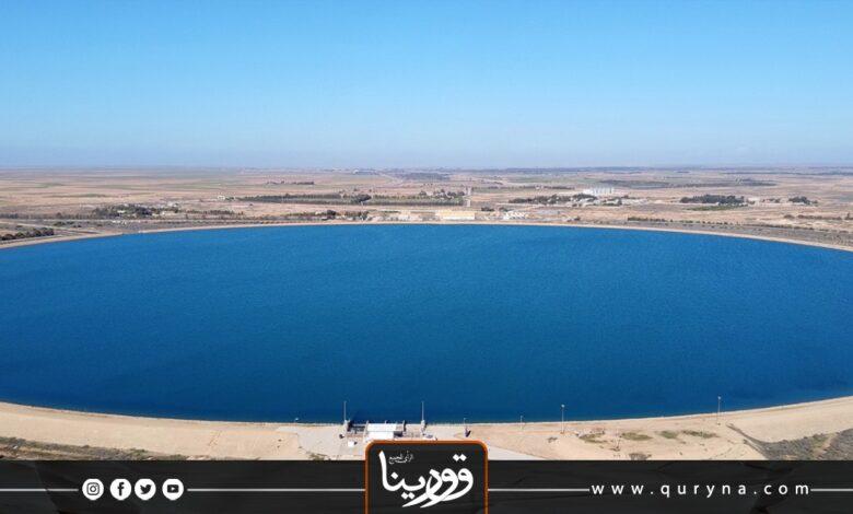 Photo of الإنتهاء من تركيب صمامات التحكم بموقع الشويرف