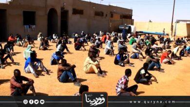 Photo of الكُفرة – ترحيل 120 مهاجر إلى السودان