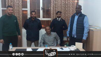 Photo of الكفرة – ضبط سوداني متهم في قضية نصب