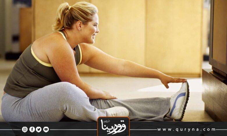 Photo of بالفيديو- أفضل 11 دقيقة من التمارين المسائية لحرق الدهون بالمنزل