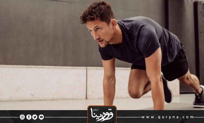 Photo of بالفيديو- روتين تمارين لمدة 30 دقيقة – افعل ذلك كل يوم