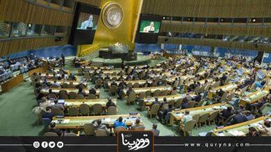 Photo of ليبيا تستعيد حقها في التصويت بالأمم المتحدة