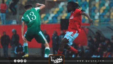 Photo of الأهلى بنغازي يفوز على خليج سرت