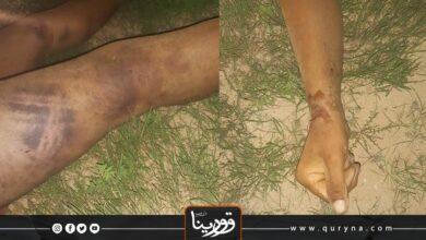 Photo of طبرق – وقفة احتجاجية للتنديد بتعذيب مصريين