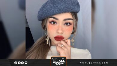 Photo of بالفيديو- مكياج خوخي بسيط ولطيف