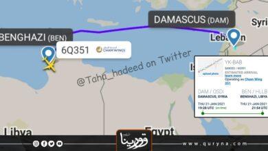 Photo of رصد طائرة عسكرية تهبط شرق ليبيا