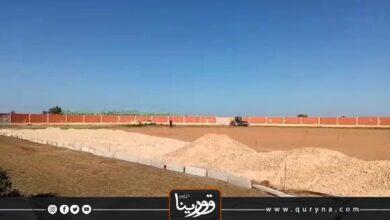 Photo of تطوير ملعب المدينة الرياضية بسرت