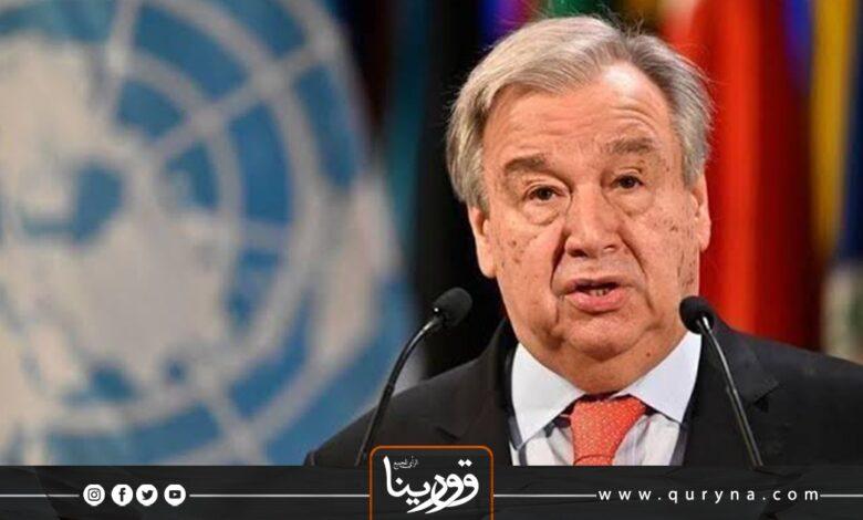 Photo of الأمم المتحدة تشيد بدور أعضاء الجنوب في الوصول إلى توافق ليبي