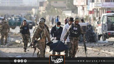 Photo of مقتل شرطيين جراء انفجار في أفغانستان