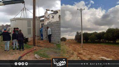 Photo of الكهرباء : سرقة 1200 متر أسلاك بدائرة توزيع الجفارة