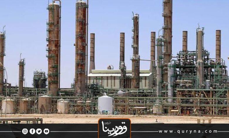 Photo of انتاج ليبيا من النفط دون مستواه في 2011
