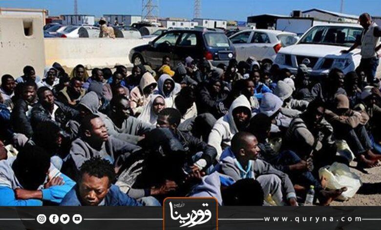 Photo of الكفرة : ترحيل 3553 مهاجرًا غير شرعي